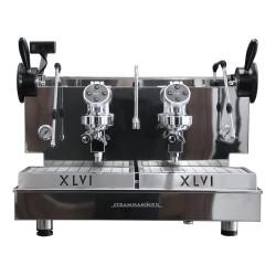 """Espressokone XLVI """"Electronic Steamhammer"""" 2-ryhmä"""