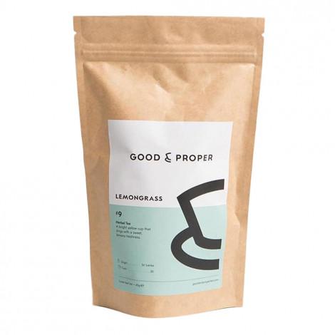 "Herbal tea Good and Proper ""Lemongrass"", 45 g"
