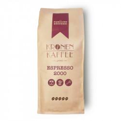 "Kaffeebohnen Kronen Kaffee ""Espresso 2000″, 1 kg"