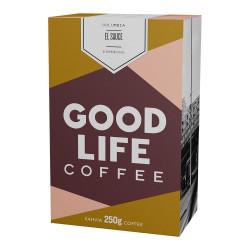 "Kahvipavut Good Life Coffee ""Columbia El Sauce Espresso"", 250 g"