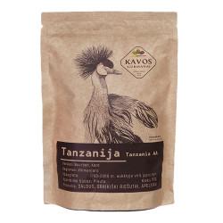"""Malta kava Kavos Gurmanai """"Tanzania AA"""", 250 g"""