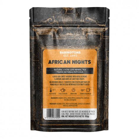 "Thee Babingtons ""African Nights"", 100 g"