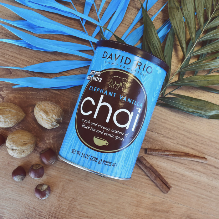 "Herbata o smaku waniliowym David Rio ""Elephant Vanilla Chai"""