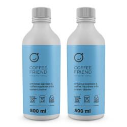 Uniwersalny płyn czyszczący do systemu mlecznego, 500 ml, 2 szt.