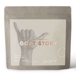 "Specialty coffee beans Goat Story ""Ethiopia Suke Quto"", 250 g"