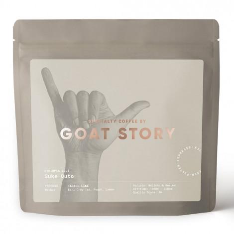 """Specializētās kafijas pupiņas Goat Story """"Ethiopia Suke Quto"""", 250 g"""