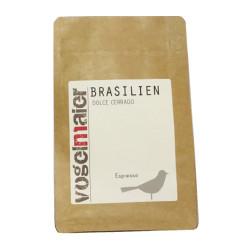 """Kaffeebohnen Vogelmaier Kaffeerösterei """"Brasilien Dolce Cerrado Espresso"""" 250 g"""