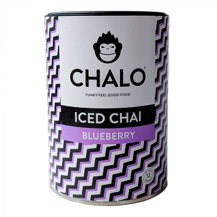 "Instant tea Chalo ""Blueberry Iced Chai"", 300 g"