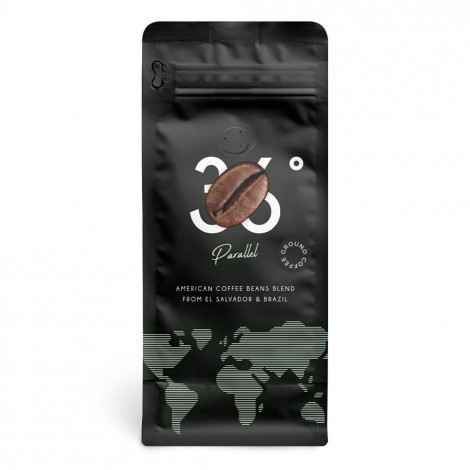 "Ground coffee ""Parallel 36"", 250 g"