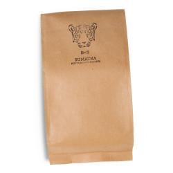 "Unroasted coffee beans ""Sumatra Koptain Gayo Besseri"", 1 kg"