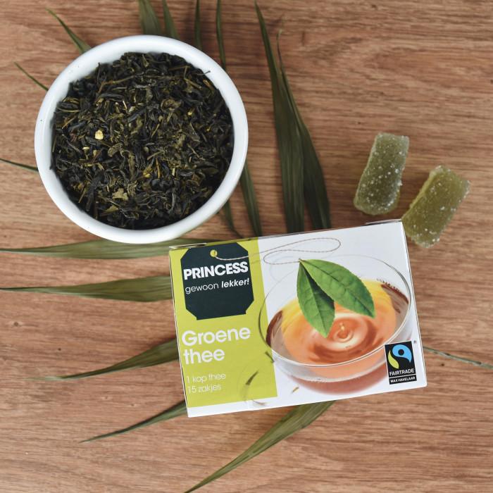 """Tea Princess """"Green tea"""""""