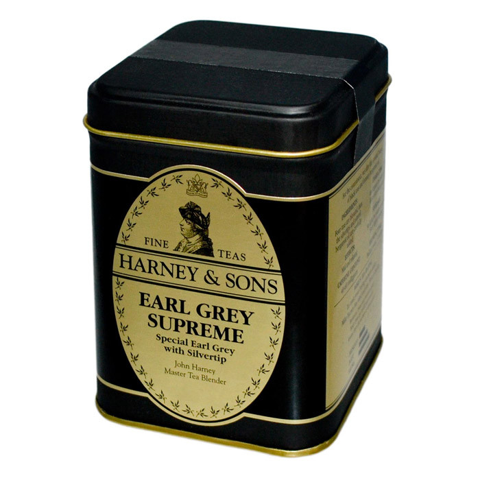 "Black tea ""Earl Grey Supreme"""