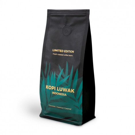 "Kawa ziarnista Single Origin ""Indonesia Kopi Luwak"", 250 g"