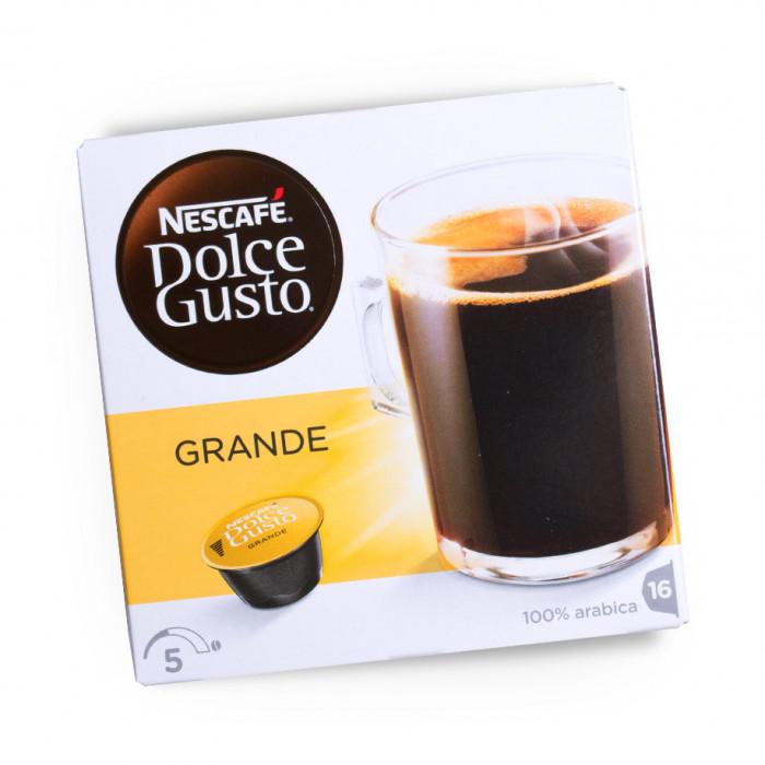 """Kafijas kapsulas NESCAFÉ Dolce Gusto """"Grande Aroma"""", 16 gab."""