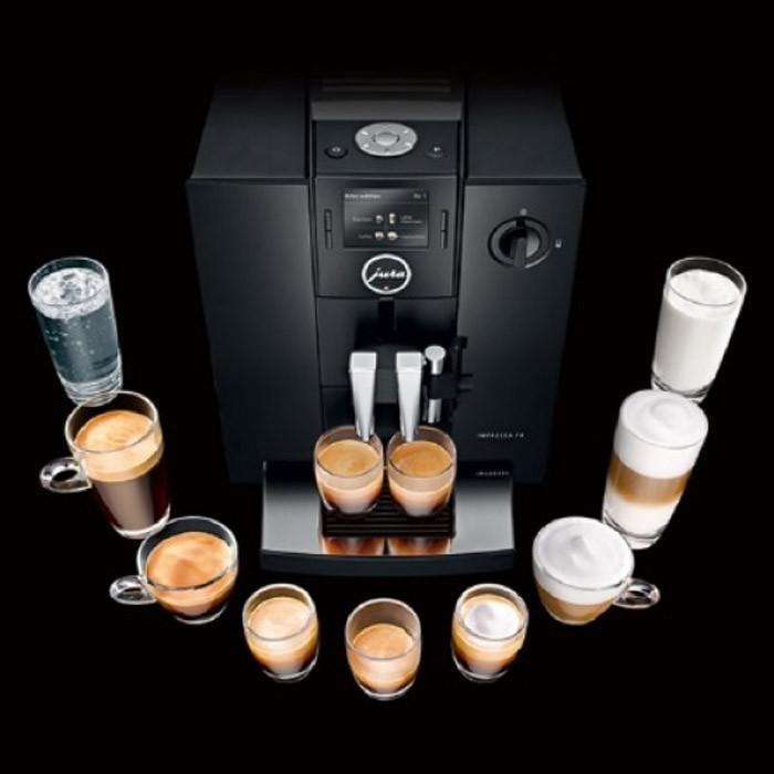 ekspres do kawy jura impressa f8 tft przyjaciele kawy. Black Bedroom Furniture Sets. Home Design Ideas