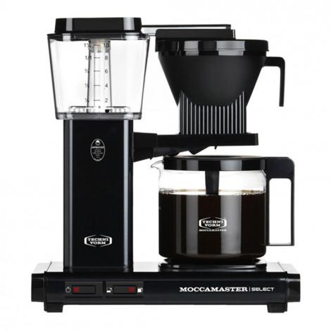 "Przelewowy ekspres do kawy Moccamaster ""KBG 741 Select Black"""