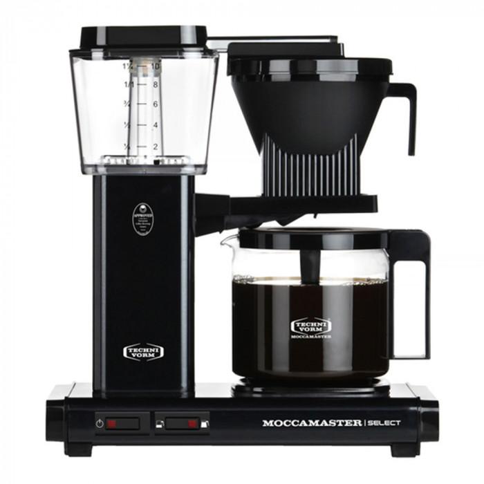 """Filtrinė kavavirė Moccamaster """"KBG 741 Select Black"""""""