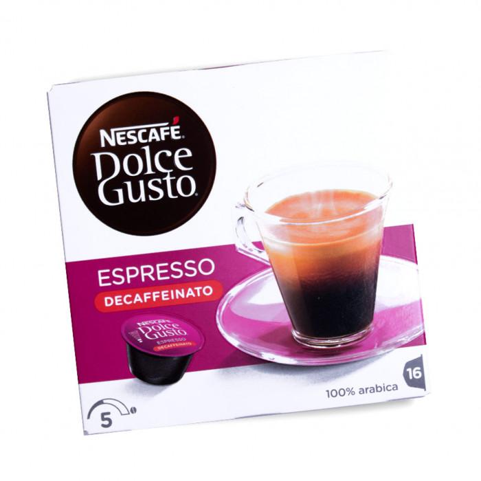 """Coffee capsules NESCAFÉ Dolce Gusto """"Espresso"""", decaf"""
