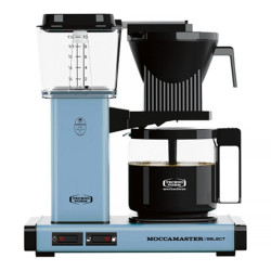 "Filterkaffeemaschine Moccamaster ""KBG741 Select Pastel blue"""