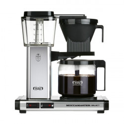 "Filter coffee maker Technivorm ""KBG 741 Select Polished Silver"""