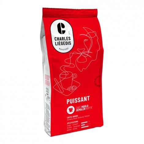 """Gemalen koffie Café Liégeois """"Puissant"""", 250 g"""