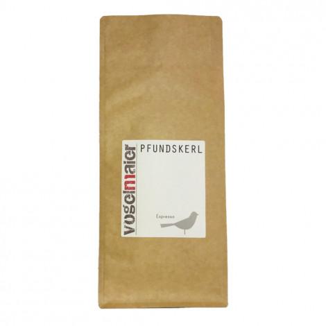 "Kaffeebohnen Vogelmaier Kaffeeroesterei ""Pfundskerl Espressomischung"", 1 kg"
