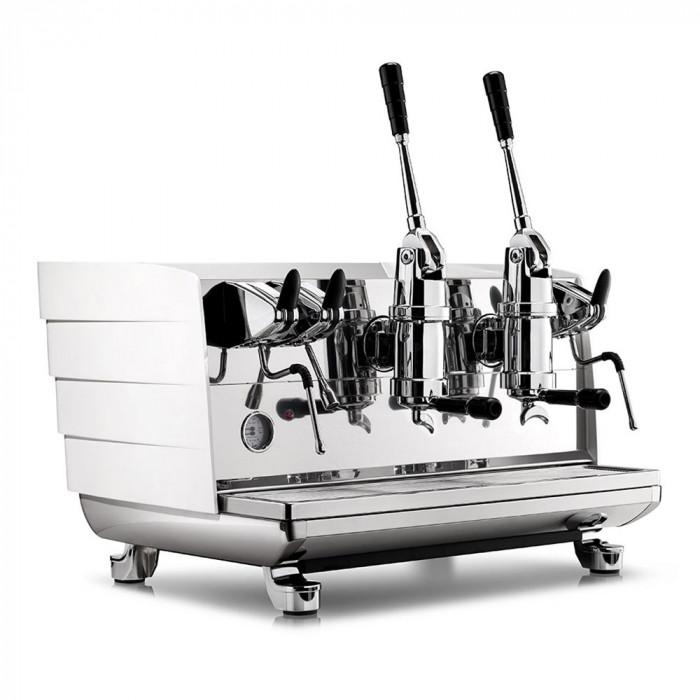 Traditional coffee machine victoria arduino quot va white