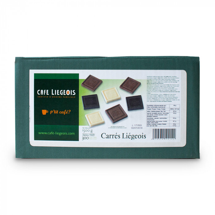 Café Liégeois šokolaad, 300 tk.