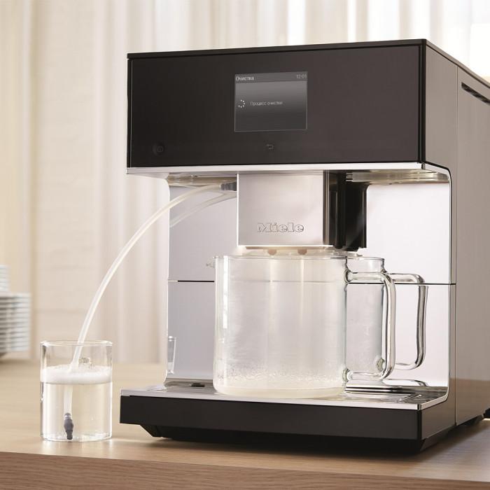 coffee machine miele cm7500 the coffee mate. Black Bedroom Furniture Sets. Home Design Ideas