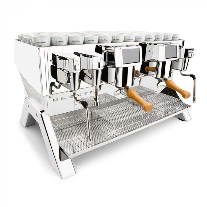 "Coffee machine Elektra ""Indie White Ice"""