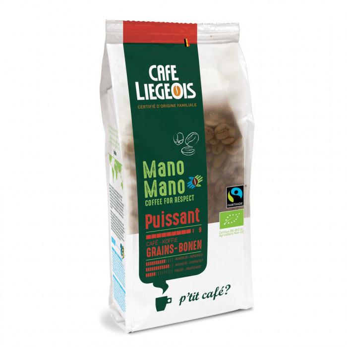 """Kohvioad Café Liégeois """"Mano Mano Puissant"""", 250 g"""