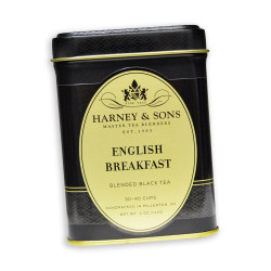 "Musta tee Harney & Sons ""English Breakfast"", 112 g"