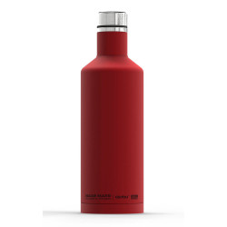 "Thermo bottle Asobu ""Times Square Red"", 450 ml"