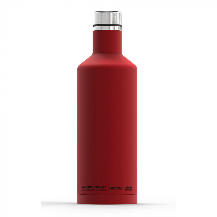 "Thermo krūze Asobu ""Times Square Red"", 450 ml"