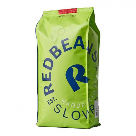 """Kaffeebohnen Redbeans """"Green Organic"""", 1 kg"""