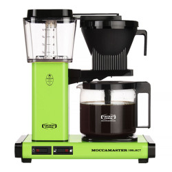 "Filterkaffeemaschine Moccamaster ""KBG741 Select Fresh Green"""