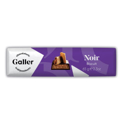 "Šokolādes batoniņš Galler ""Dark Wafer"", 70 g"