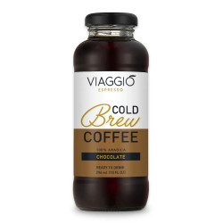 "Cold brew coffee Viaggio Espresso ""Cold Brew Chocolate"", 296 ml"