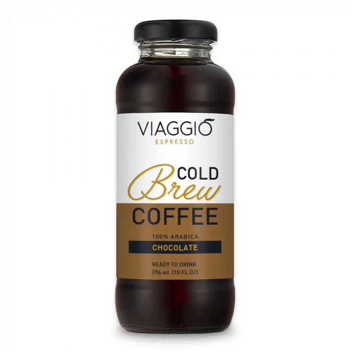 "Aukstā kafija Viaggio Espresso ""Cold Brew Chocolate"", 296 ml"
