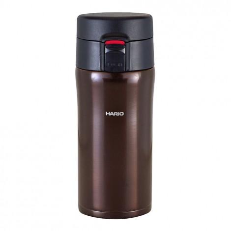 "Termo puodelis Hario ""V60 Soto Brown"", 350 ml"