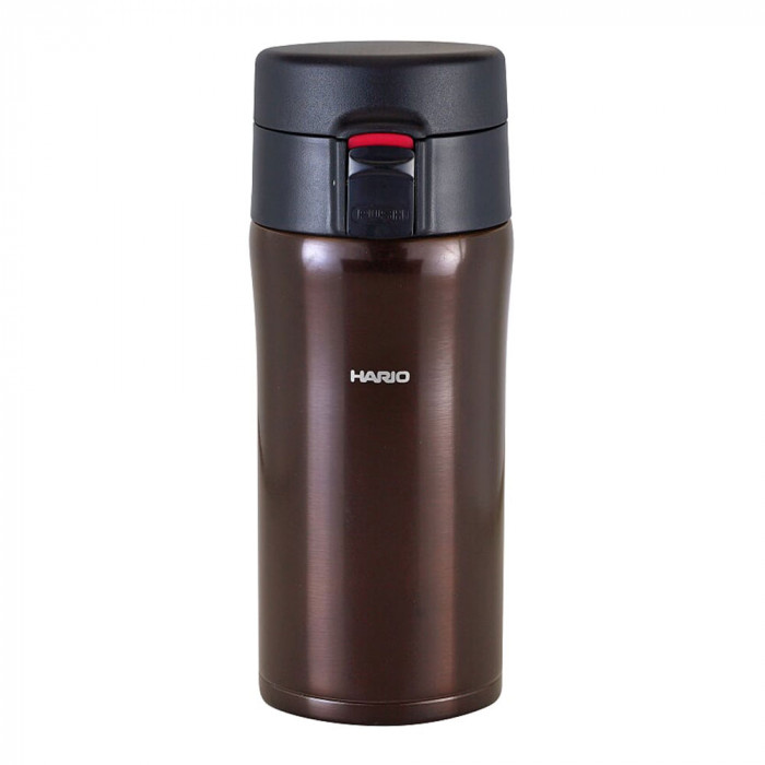 "Thermo cup Hario ""V60 Soto Brown"", 350 ml"