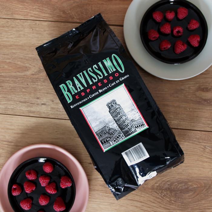 "Coffee beans Bravissimo Espresso ""Superiore"", 1 kg"