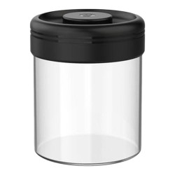 "Klaasist vaakumkonteiner kohvile ""TIMEMORE (black)"", 800 ml"