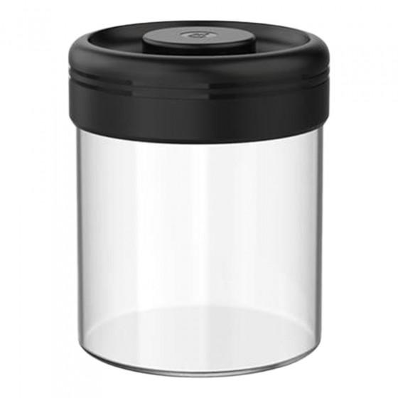 """Szklany pojemnik próżniowy na kawę """"TIMEMORE"""" (czarny), 800 ml"""
