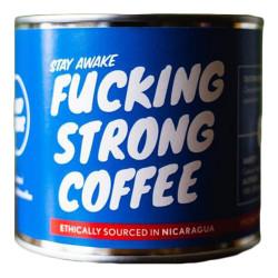"Coffee beans Fucking Strong Coffee ""Nicaragua"", 250 g"