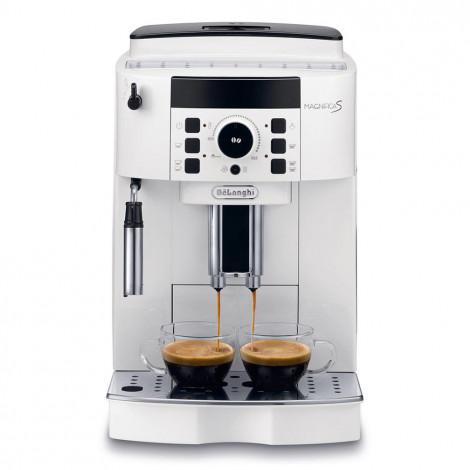 """Ekspozīcijas kafijas automāts De'Longhi """"Magnifica S ECAM 21.117.W"""""""