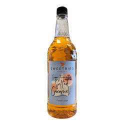 "Syrop do kawy Sweetbird ""Salted Caramel Sugar Free"", 1 l"