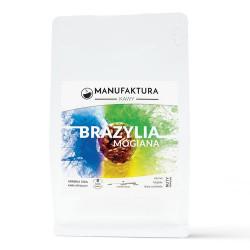 """Kawa ziarnista Manufaktura Kawy """"Brazylia Mogiana Cooxupe"""", 1 kg"""