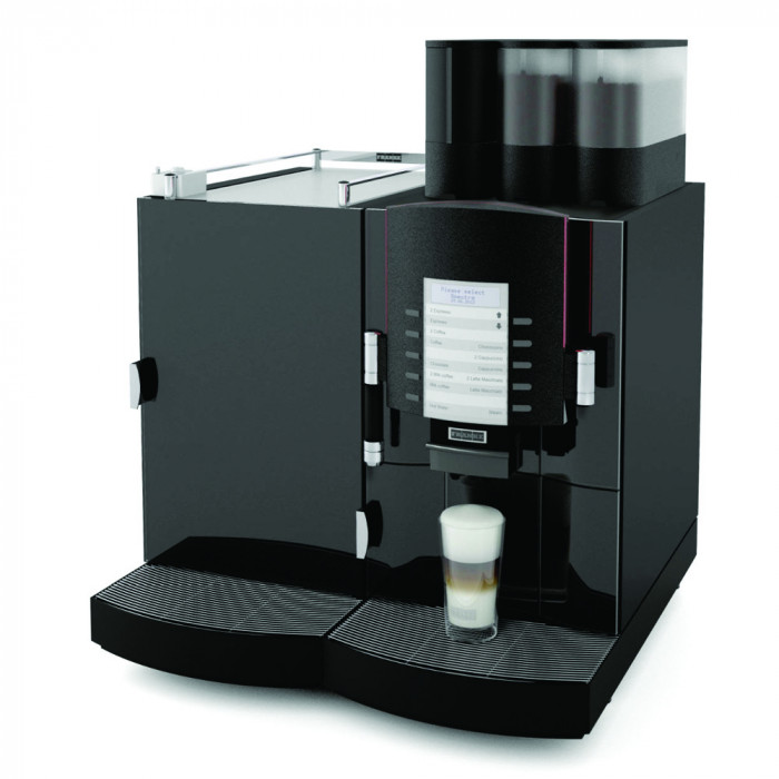 coffee machine franke spectra s the coffee mate. Black Bedroom Furniture Sets. Home Design Ideas