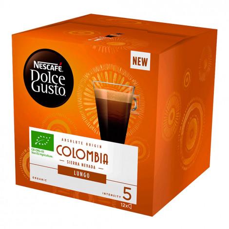"""Kaffeekapseln geeignet für Dolce Gusto® NESCAFÉ Dolce Gusto """"Lungo Colombia"""", 12 Stk."""
